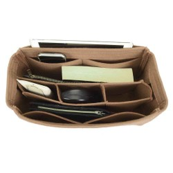Bag and Purse Organizer with Chambers Style for Louis Vuitton Delightful Models