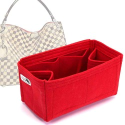 Bag and Purse Organizer with Regular Style for Louis Vuitton Graceful Models