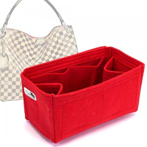 Bag and Purse Organizer with Regular Style for Louis Vuitton Graceful PM and MM