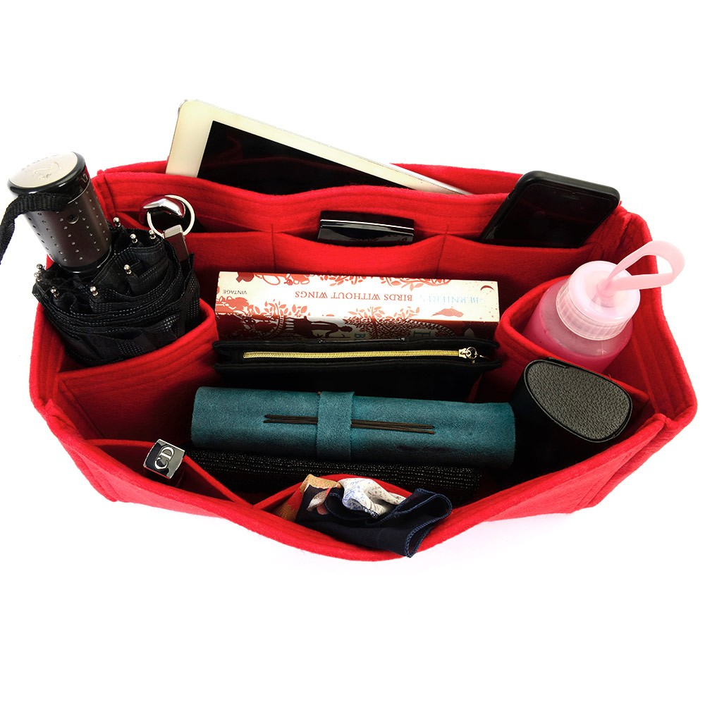 Bag and Purse Organizer with Regular Style for Louis Vuitton OntheGo