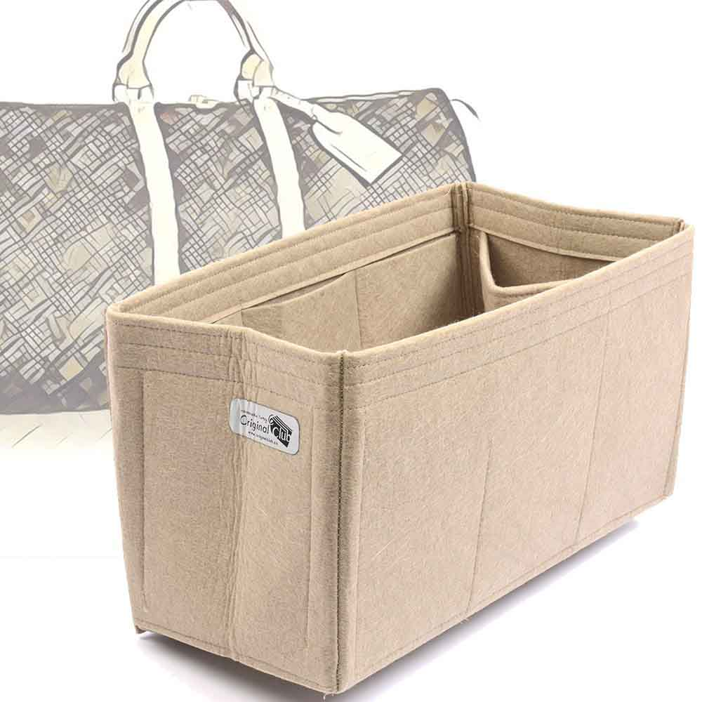 93d95dcccb9 Bag and Purse Organizer with Regular Style for Louis Vuitton Keepall Models