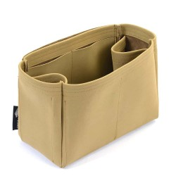Neverfull PM/MM/GM Regular Style Nubuck Leather Handbag Organizer (More colors available)