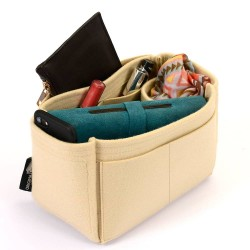 Bag and Purse Organizer with Singular Style for Louis Vuitton Petit NOE, NOE BB and NOE