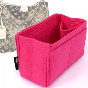 Bag and Purse Organizer with Singular Style for Louis Vuitton Graceful PM and MM