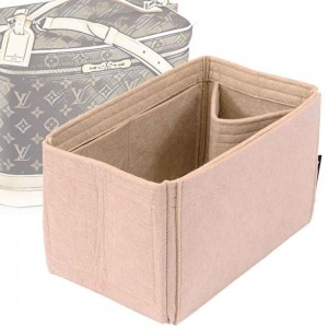 Bag and Purse Organizer with Singular Style for Louis Vuitton Nice, Nice Vanity and Nice BB