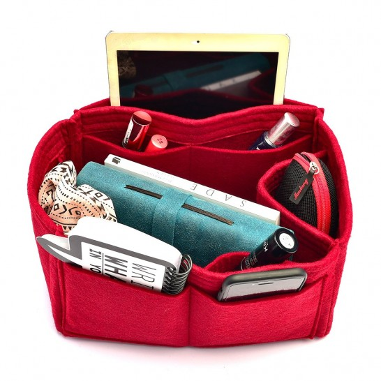 Bag and Purse Organizer with Singular Style for Tournelle PM and MM
