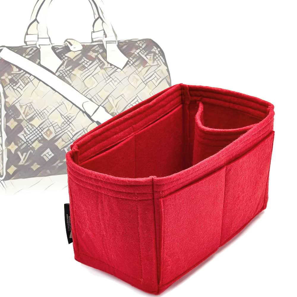 9ee28a35cd7c Bag and Purse Organizer with Singular Style for Louis Vuitton Speedy Models