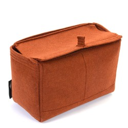 Felt Bag Organizer with Top-Closure Style for Neverfull MM and GM