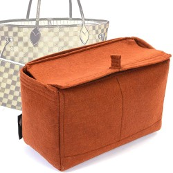 Felt Bag Organizer with Top-Closure Style for Neverfull Models