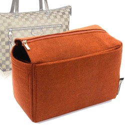V-zip Style Felt Bag Organizer for Iena MM