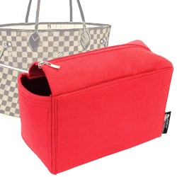 V-zip Style Felt Bag Organizer for Neverfull MM and GM