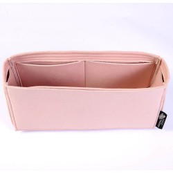 Microsuede Bag Organizer For LV Artsy In Blush Pink– Limited Edition