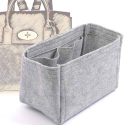Bag and Purse Organizer with Basic Style for Mulberry Cara Models
