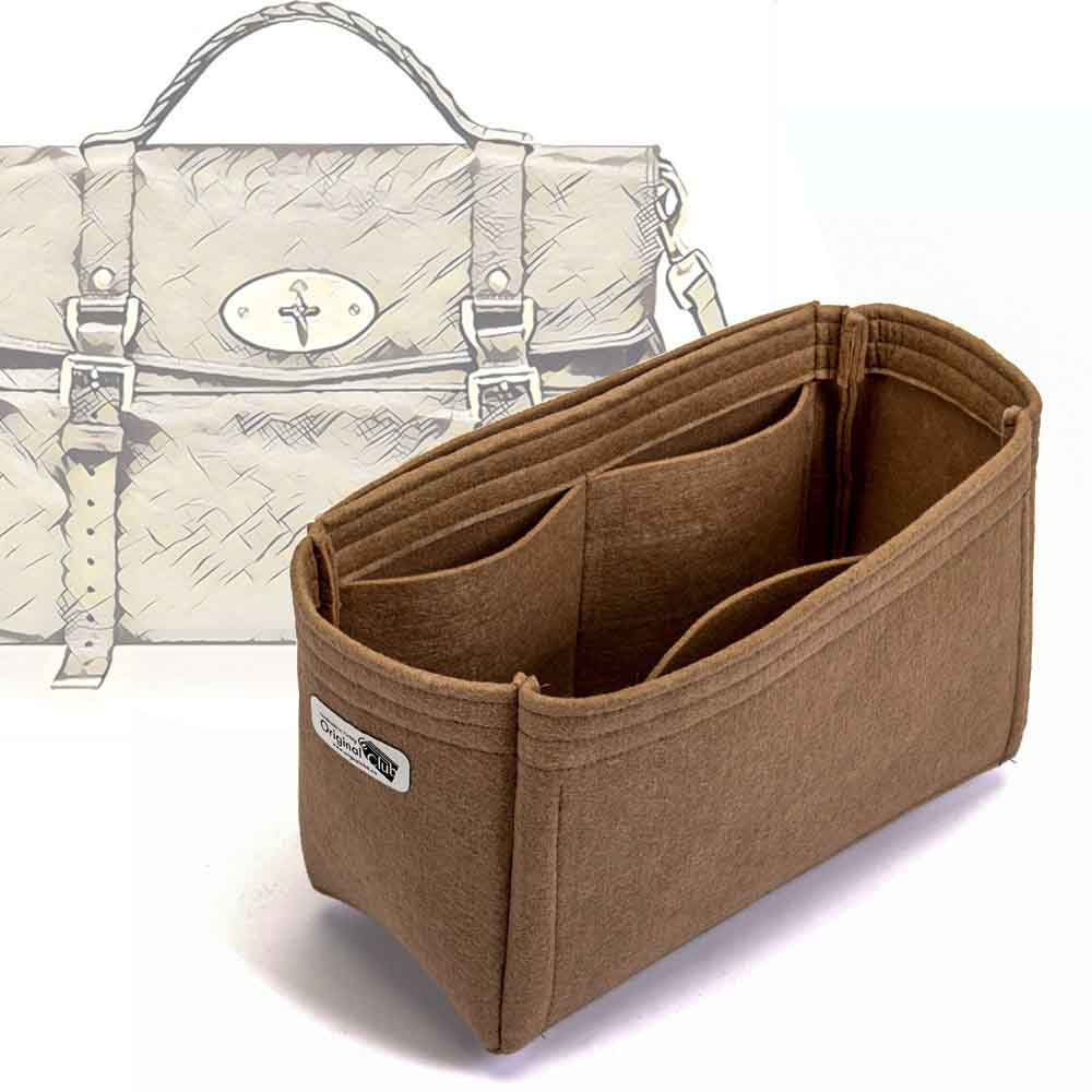 4d5fc0a0472 Bag and Purse Organizer with Basic Style for Mulberry Alexa Models