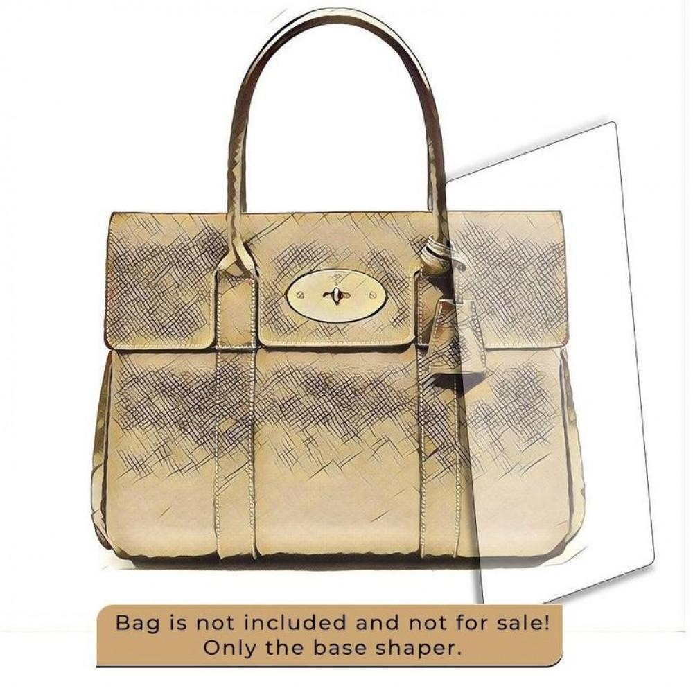 Bayswater Acrylic Bag Base Shaper, Bag Bottom Shaper
