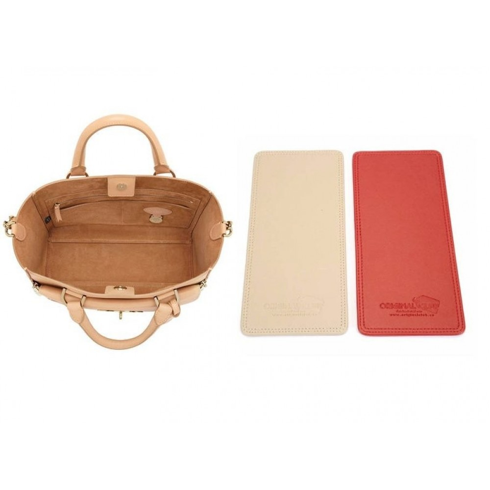 Small Willow Leather Bag Base Shaper, Bag Bottom Shaper