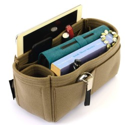 Bag and Purse Organizer with Singular Style for Mulberry Bayswater Tote