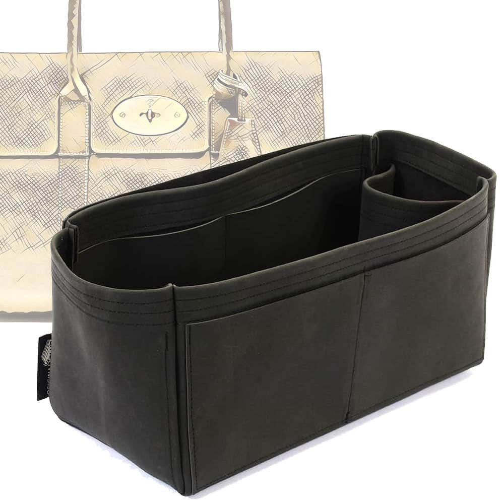 219c8e4d917d1 Bayswater Singular Style Nubuck Leather Handbag Organizer (More colors  available)