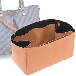 Regular Style Nubuck Leather Handbag Organizer for LV Siena GM