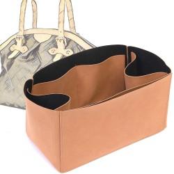 Regular Style Nubuck Leather Handbag Organizer for Tivoli GM