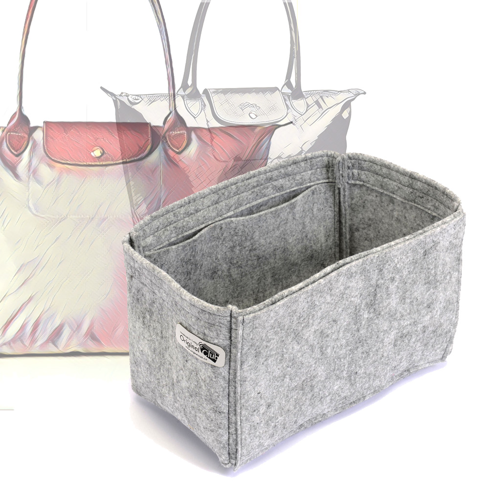 Bag and Purse Organizer with Basic Style for Longchamp Le Pliage Models