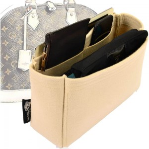 Bag and Purse Organizer with Basic Style for Alma BB, PM, MM and GM