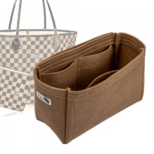 Bag and Purse Organizer with Basic Style for Neverfull PM, MM and GM