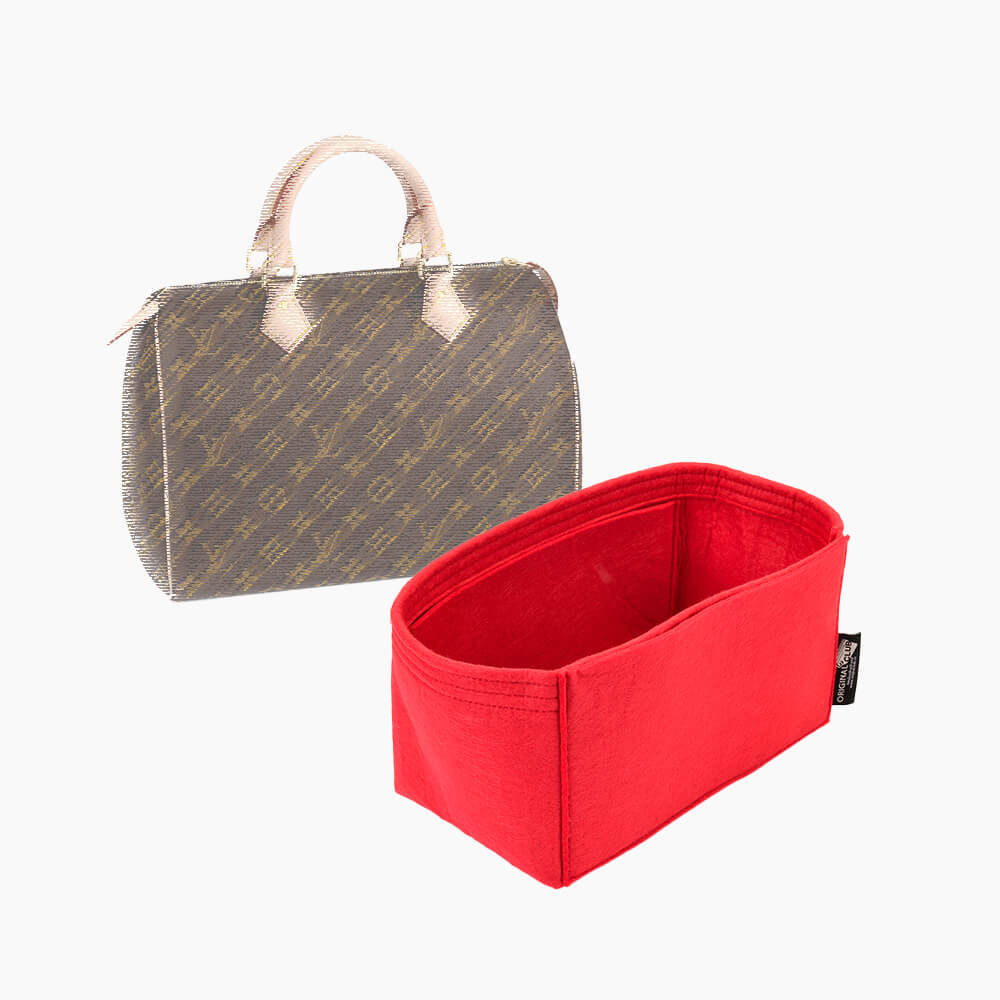 Bag and Purse Organizer with Basic Style for Speedy 25, 30, 35 and 40
