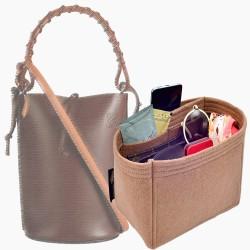 Handbag Organizer with Basic Style for Loewe Gate Bucket Bag