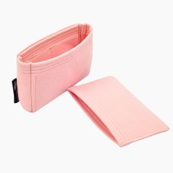 Set of 2 Basic Style Felt Bag Organizers for Pochette Metis