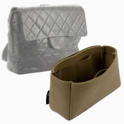 Handbag Organizer with Basic Style Compatible for CC Vintage Square Flap Backpack