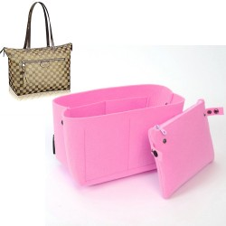 Bag and Purse Organizer with Clutched Style for Louis Vuitton Iena MM