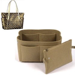 Bag and Purse Organizer with Clutched Style for Louis Vuitton Totally Models
