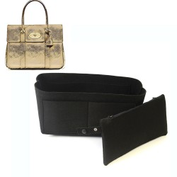 Bag and Purse Organizer with Clutched Style for Mulberry Bayswater Models