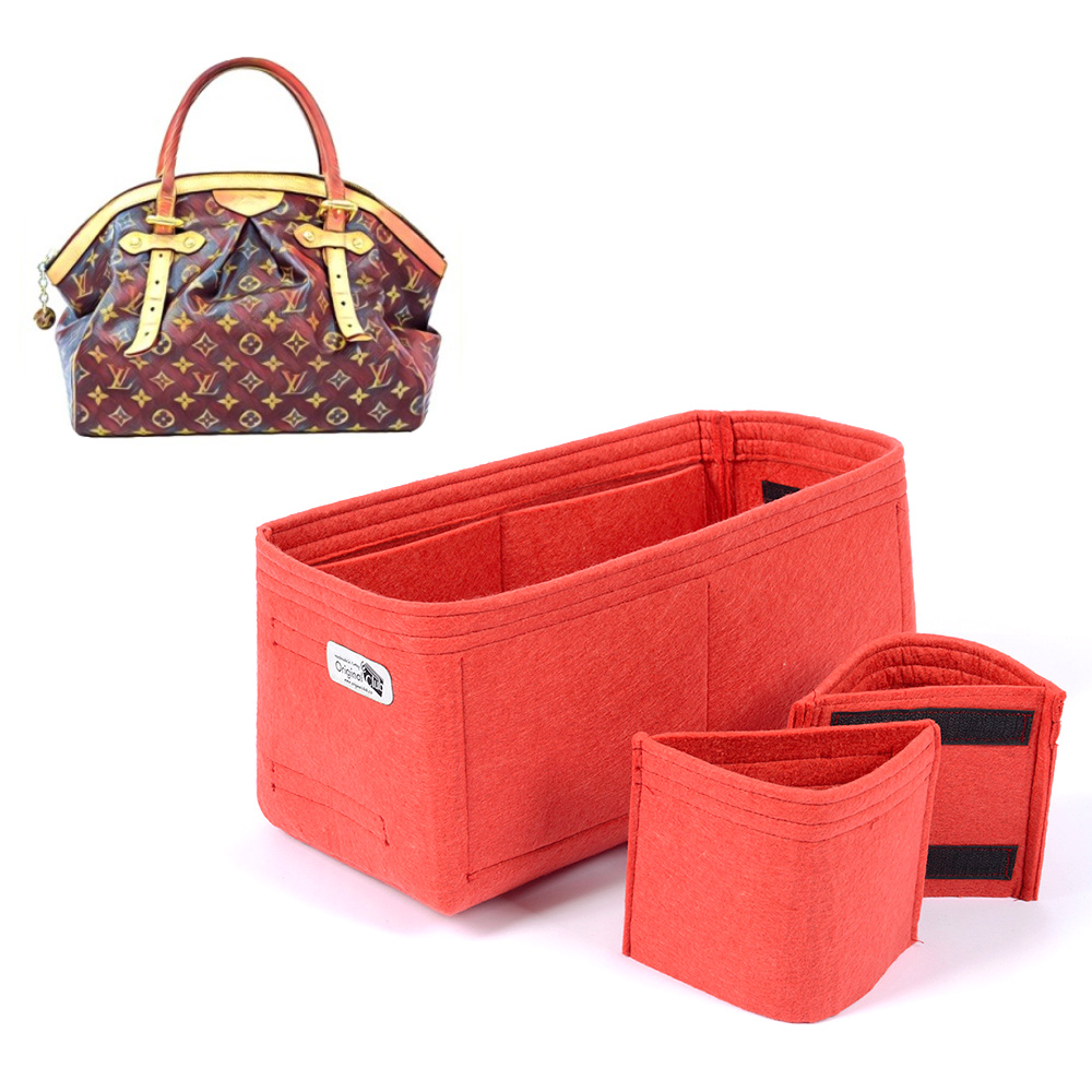 Bag and Purse Organizer with Detachable Style for Louis Vuitton Tivoli GM
