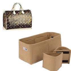 Bag and Purse Organizer with Detachable Style for Louis Vuitton Speedy Models