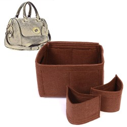 Bag and Purse Organizer with Detachable Style for Mulberry Del Rey Regular