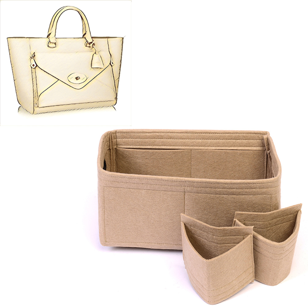 Bag and Purse Organizer with Detachable Style for Mulberry Large Willow