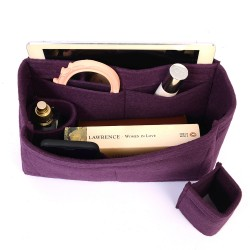 Bag and Purse Organizer with Detachable Style for Louis Vuitton Melie