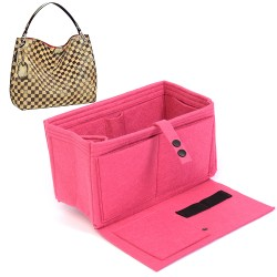 Bag and Purse Organizer with Flapper Style for Louis Vuitton Graceful MM