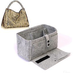 Bag and Purse Organizer with Flapper Style for Louis Vuitton Artsy Models
