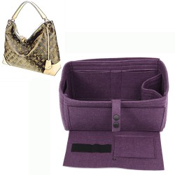 Bag and Purse Organizer with Flapper Style for Louis Vuitton Berri MM