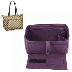 Bag and Purse Organizer with Flapper Style for Louis Vuitton Iena MM