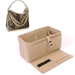 Bag and Purse Organizer with Flapper Style for Louis Vuitton Delightful Models