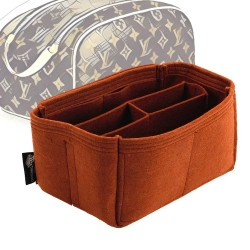 Bag and Purse Organizer with Chambers Style for Louis Vuitton King Size Toiletry Bag