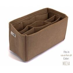 Felt Handbag Organizer with Chambers Style - Size: 28 / 17 / 17 cm