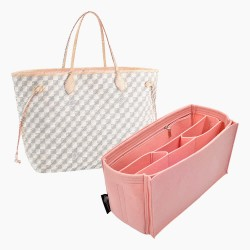Handbag Organizer with Multicompartments Style for Louis Vuitton Neverfull PM, MM and GM
