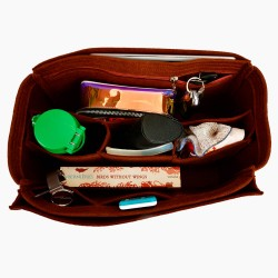 Handbag Organizer with All-in-One Style for Louis Vuitton Totally MM and GM (More Colors Available)