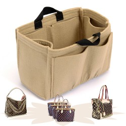 Handbag Organizer with Handling Style for Louis Vuitton Bags