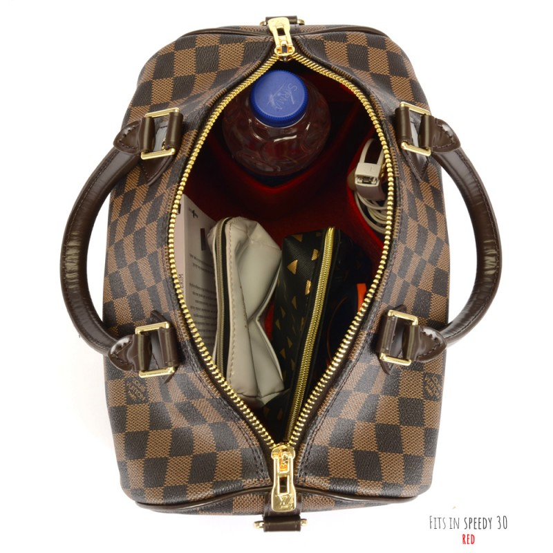 6a7b6d85 Bag and Purse Organizer with Singular Style for Louis Vuitton Speedy ...